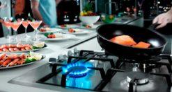Επαγγελματικές και οικιακές συσκευές υγραερίου